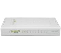 D-Link DGS-1008D/E Netzwerk Switch (Weiß)