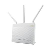 ASUS RT-AC68U WLAN Eingebauter Ethernet-Anschluss Dual-Band Schwarz (Schwarz)