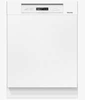 Miele G 6410 SCU Integrierbar 14Stellen A+++ Weiß (Weiß)