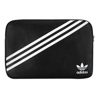 Adidas 15696 Notebooktasche (Schwarz, Weiß)