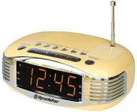 Roadstar CLR-1966/CR Radio (Cream)