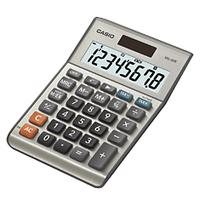 Casio MS-80B Taschenrechner (Silber)