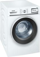 Siemens WM16Y743 Freestanding 8kg 1565RPM A+++-30% White Front-load Waschmaschine (Weiß)