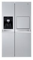 LG GSP545PZQZ Side-by-Side-Kühlschrank (Edelstahl)