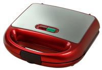 Efbe-Schott TKG SM 1006 R Sandwichmaschine (Aluminium, Rot)