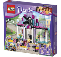 Lego 41093 - Friends Heartlake Friseursalon (Mehrfarbig)