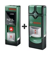 Bosch PLR 15 + PMD 7