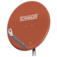 Schwaiger SPI621.2 Satellitenantenna (Rot)