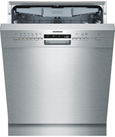 Siemens SN46P580EU Semi built-in 14places A++ Stainless steel Spülmaschine (Edelstahl)