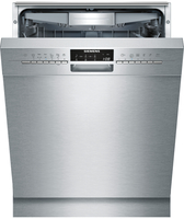 Siemens SN46P592EU Semi built-in 14places A+++ Stainless steel Spülmaschine (Edelstahl)