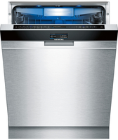 Siemens SN478S03TE Fully built-in 13places A+++-10% Stainless steel Spülmaschine (Edelstahl)
