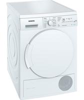 Siemens WT44W3ED1 A++ Freestanding 7kg Front-load White Wäschetrockner (Weiß)