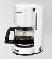 Unold 28120 Kaffeemaschine (Weiß)