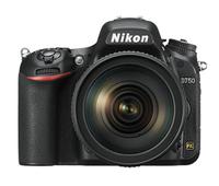 Nikon D750 + AF-S NIKKOR 24-120mm f/4G ED VR (Schwarz)