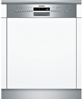 Siemens SN56P580EU Semi built-in 14places A++ Stainless steel Spülmaschine (Edelstahl)