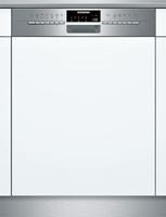 Siemens SX56P592EU Semi built-in 14places A+++ Stainless steel Spülmaschine (Edelstahl)