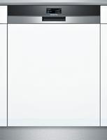 Siemens SX578S06TE Semi built-in 13places A+++-10% Stainless steel Spülmaschine (Edelstahl)