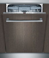 Siemens SX66P080EU Fully built-in 14places A++ Stainless steel Spülmaschine (Edelstahl)