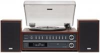 TEAC MC-D800-CH Belt-drive audio turntable Kirsche (Kirsche)
