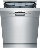 Siemens SN46P582EU Semi built-in 14places A+++ Stainless steel Spülmaschine (Edelstahl)