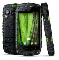 Crosscall Odyssey+ Dual SIM 4GB Schwarz, Grau Smartphone (Schwarz, Grau)