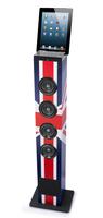 Muse M-1200 BTK Homestereoanlage (Schwarz, Blau, Rot, Weiß)