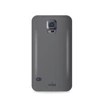 PURO SAMSUNGS5MINISBLK Handy-Schutzhülle (Grau)