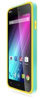 Wiko 93663 Handy-Schutzhülle (Gelb)