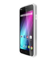 Wiko 93623 Handy-Schutzhülle (Weiß)