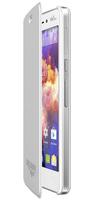 Wiko 93921 Handy-Schutzhülle (Weiß)