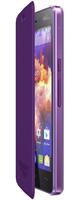 Wiko 93971 Handy-Schutzhülle (Lila)