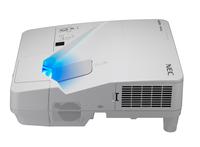 NEC UM301W (Weiß)