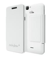 Wiko 94121 Handy-Schutzhülle (Weiß)