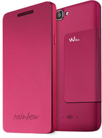 Wiko 94141 Handy-Schutzhülle (Pink)