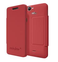Wiko 94151 Handy-Schutzhülle (Coral)