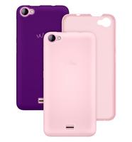 Wiko 94240 Handytasche (Pink, Violett)
