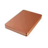 Toshiba Canvio Alu 3S 500GB (Rot)