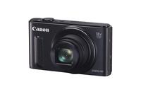 Canon PowerShot SX610 HS (Schwarz)