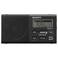 Sony XDR-P1DBP (Schwarz)