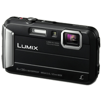 Panasonic Lumix DMC-FT30 (Schwarz)