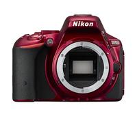 Nikon D5500 (Schwarz, Rot)