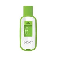 Lexar JumpDrive S25 32GB 32GB USB 3.0 Grün, Weiß USB-Stick (Grün, Weiß)