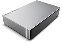 LaCie P'9233 8TB (Aluminium, Schwarz)