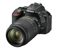Nikon D5500 + AF-S DX 18-105 VR (Schwarz)