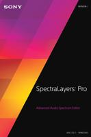 Sony SpectraLayers Pro 3