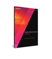 Sony Audio Master Suite 2