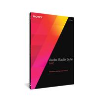 Sony Audio Master Suite Mac 2