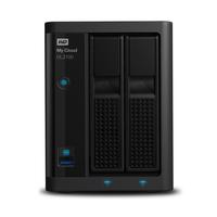 Western Digital My Cloud DL2100 (Schwarz)