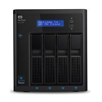 Western Digital My Cloud DL4100 (Schwarz)