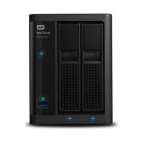 Western Digital My Cloud EX2100, 8TB (Schwarz)